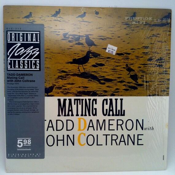 John Coltrane With Tadd Dameron Mating Call