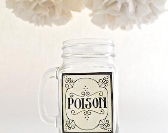 Poison Drinking Jar