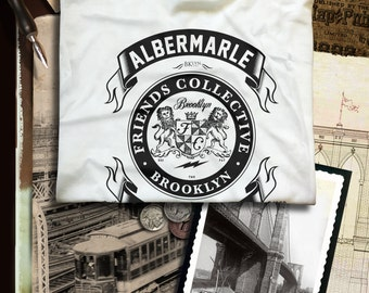 Albermarle Brooklyn N.Y.  T-shirt