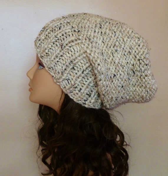 slouch beanie choose color s knit by bopeepsbonnets
