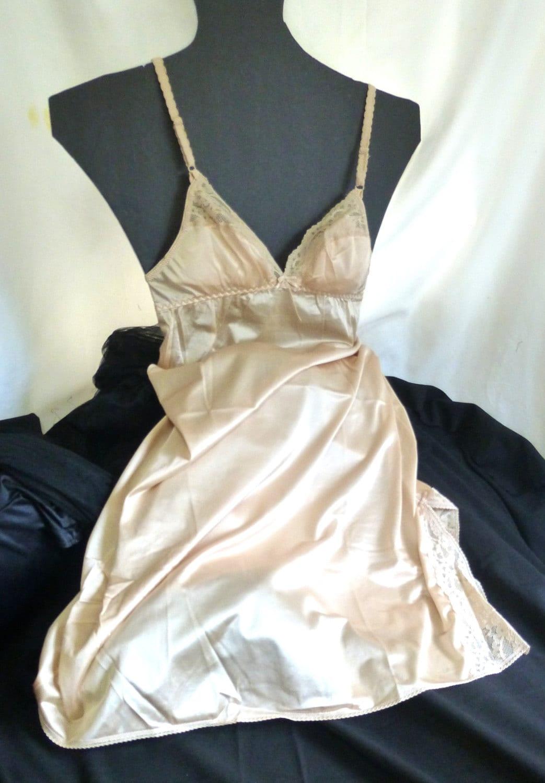 maidenform sweet nothings vintage bra slip lingerie