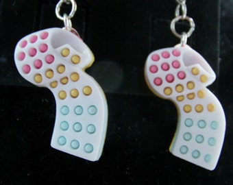 Candy Buttons Earrings