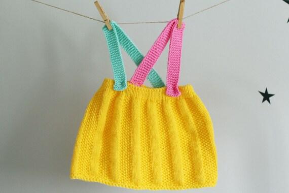 Knitting Skirt For Baby : Items similar to knitted baby skirt girl on etsy