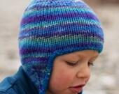 Bimple Chullo Hat PDF knitting pattern (instructions)