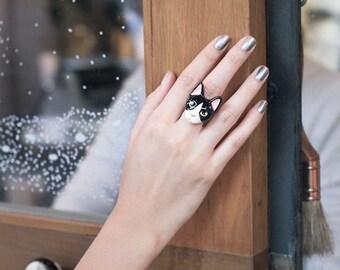 Keaw , Cat Ring