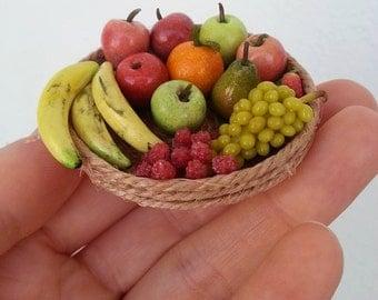 miniature fruit