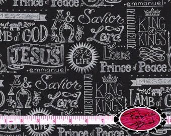 Religious fabric | Etsy : religious quilting fabric - Adamdwight.com
