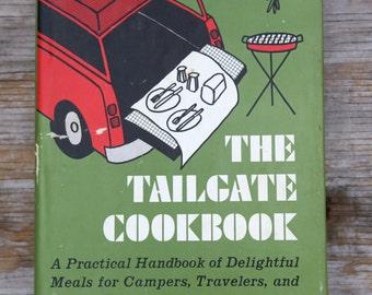 "Vintage Edition of ""The Tailgate Cookbook"" by April Herbert, Vintage Cookbook"