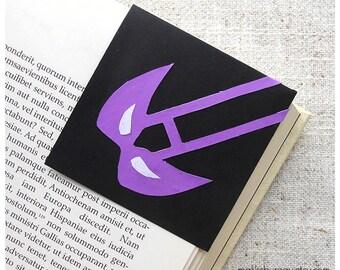 Hawkeye corner bookmark