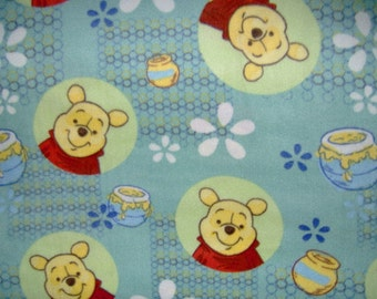 Winnie the Pooh Fleece Throw