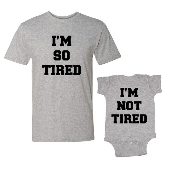 We Match I'm So Tired & I'm Not Tired 2-Piece By