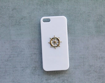 White iPhone 5c Nautical Case iPhone 5s White Case iPhone 7 Phone Case iPhone 7 Phone Case iPhone Unique Nautical iPhone 6 iPhone 7 Case