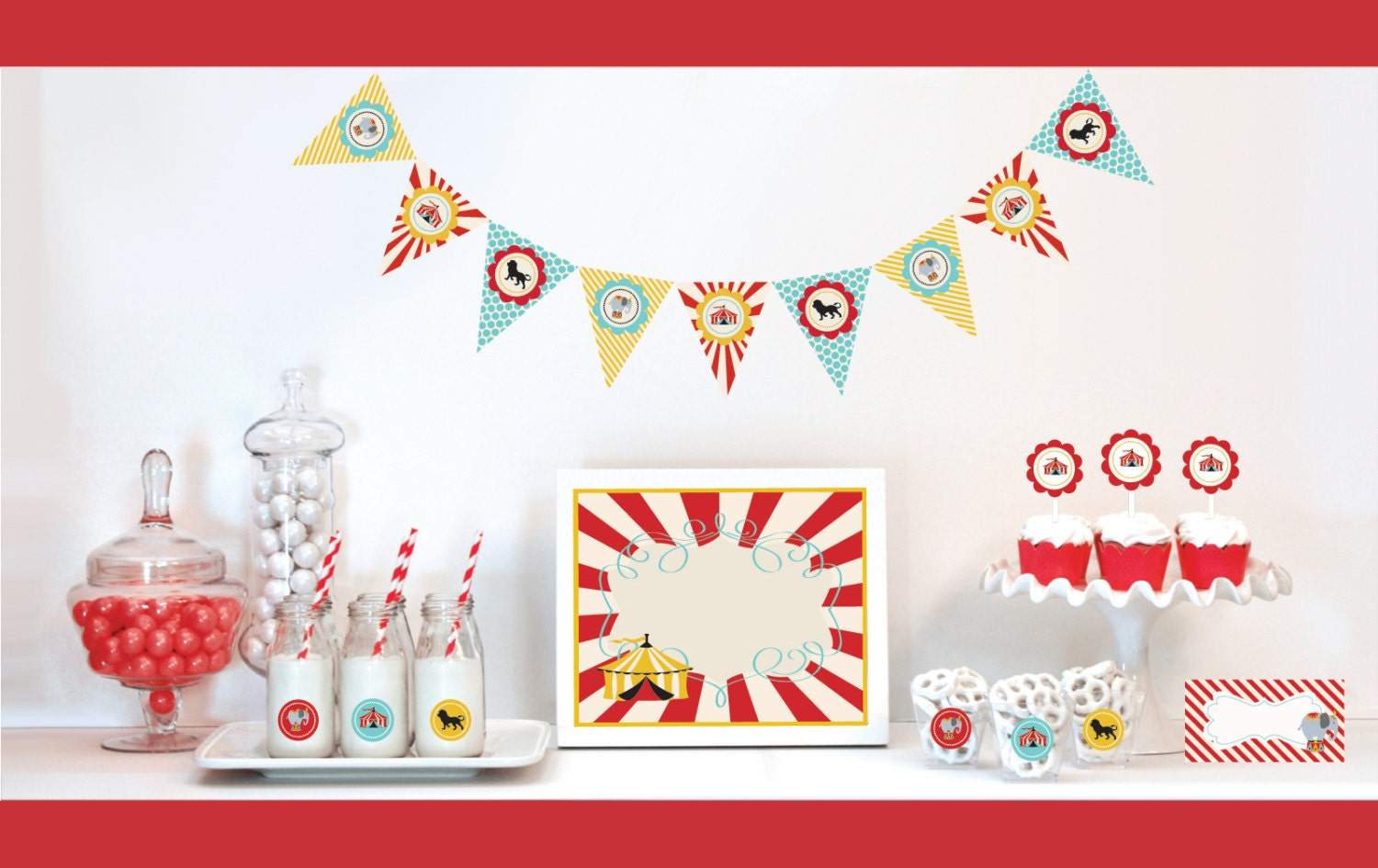 Carnival theme party carnival birthday party ideas carnival - Carnival theme party supplies ...