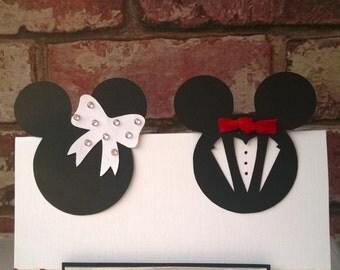 Best Mickey Mouse Wedding Invitations Photos - Styles & Ideas 2018 ...