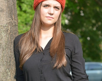 PA0008-Hat  - 100% Baby Alpaca - Made in Canada