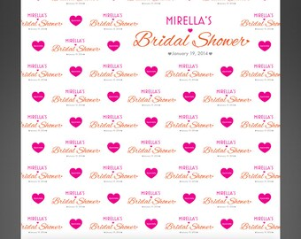 Wedding Backdrop Wedding Step and Repeat Banner Red Carpet