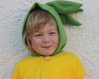 lemon halloween carnival costume cape for toddlers