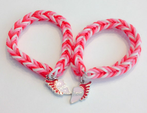 reserved listing rainbow loom fishtail with by bcsbracelets