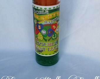 Double Fast Luck Candle (Brujeria,Paleria,Santeria,Voodoo,Hoodoo,Wicca,Witchcraft,Magic)