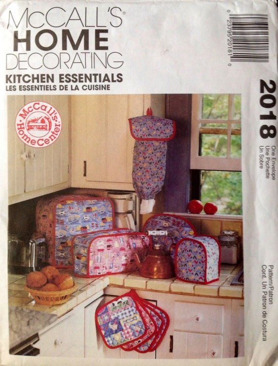 Mccall 39 S Home Decorating 2018 Uncut Kitchen Essentials