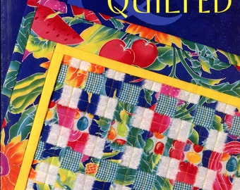 Woven & Quilted by Mary Anne Caplinger