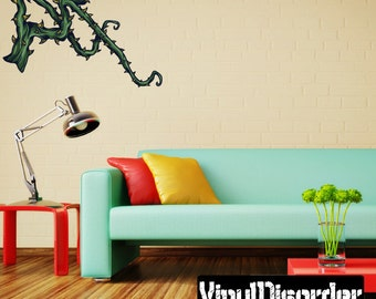 Popular Items For Vine Wall Decals On Etsy