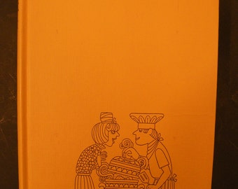 Smoke Cooking 1967 Vintage Cook Book by Matt Kramer and Roger Sheppard, Hardcover