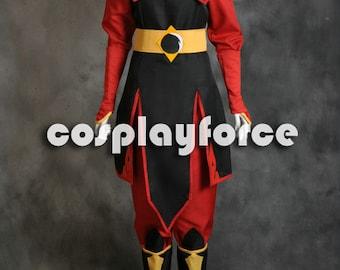 Avatar The Legend of Korra Azula Cosplay costumes