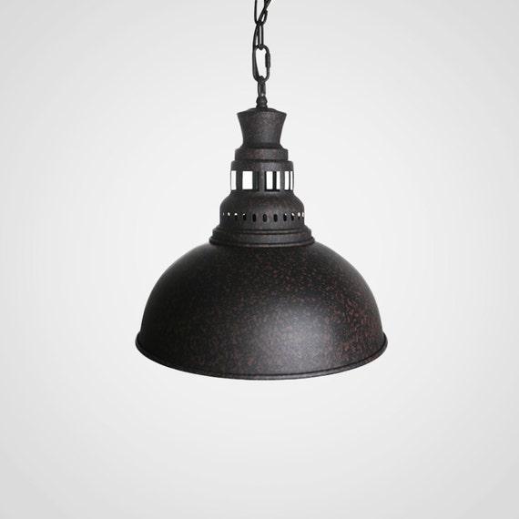 alte fabrik inspiriert stahl pendant lamp h ngende lampe. Black Bedroom Furniture Sets. Home Design Ideas