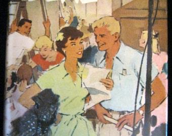BIG DEAL by Jane Lambert 1950s Teen Romance Fiction Summer THEATER Theme