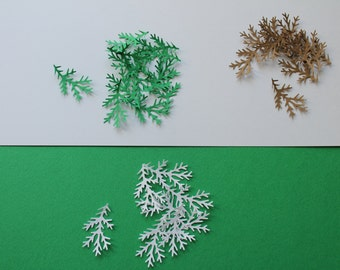 Pine Branches  Set of 50