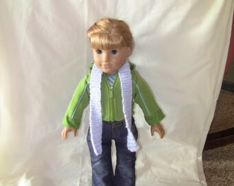American Girl Doll Scarf