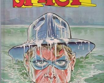 The SPIRIT WILL EISNER 1st Color Album Kitchen Sink 1981