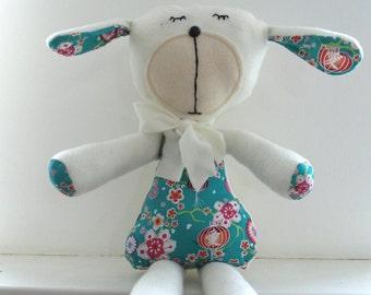 handmade stuffed animal lazy dog