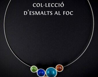 color shine pendant