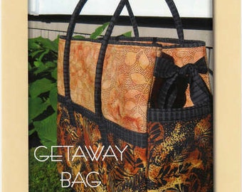 Getaway Bag Pattern