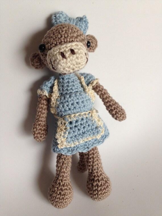 Cute doll amigurumi. Newborn gifts. For children and ...