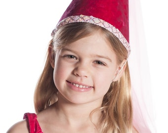 Princess Hat - Sequin or Boa by Fairy Finery