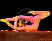 Dance - Contortionist - Girl Circus Performer - Dancer Dancing