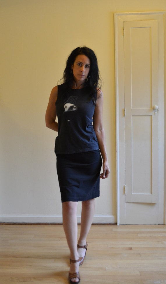Jersey Skirt from Out Of Line