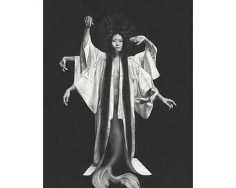 Limited Edition Fine Art Print: Pillars - Ver