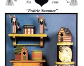 PRAIRIE SUMMER Stitches from the Heartland - Counted Cross Stitch Designs for Paper
