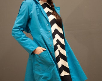 Oceanside Raincoat- Waterproof Raincoat available in 15 different colors