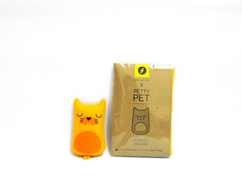 Make You Own Petty-Pet Sleeping Kitty Sewing Kit