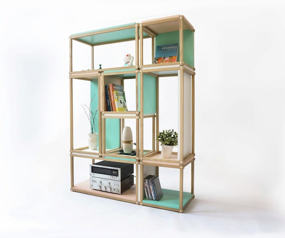 Stacks Shelving Furniture Multi Function All By Studiolorier