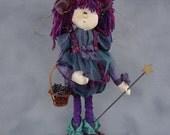 "Doll Pattern - Mandy: 22"" Fairy Girl by Sparkles N Spirit"