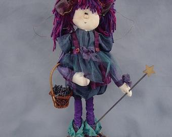 "Pattern: Mandy - 22"" Fairy"