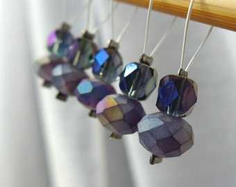 The Doctor's Wife  - Doctor Who Series - Five Snag Free Stitch Markers - Fits Up To 5.5mm (9 US) - Last Sets