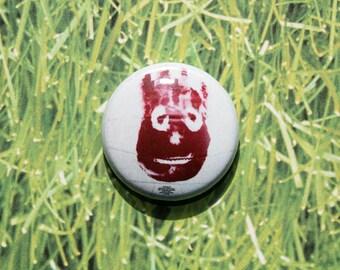 Wilson Tom Hanks Castaway- One Inch Pinback Button