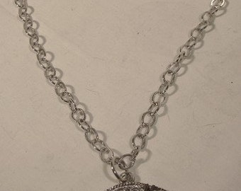 1970s Sarah Coventry Medallion Style Necklace